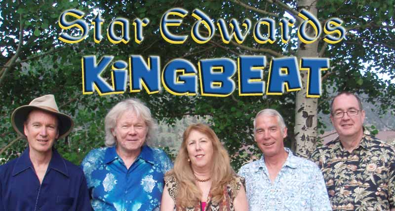 Star Edwards and KingBeat