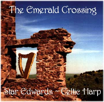 The Emerald Crossing  Cover