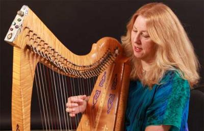 Star's Celtic Harp